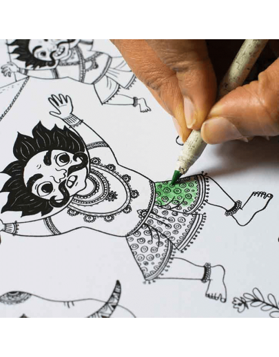 Ramayana Theatre Kit